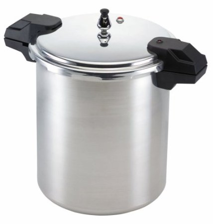 Mirro 22 Quart Pressure Canner Cooker